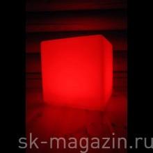 Куб цветной, 40 см