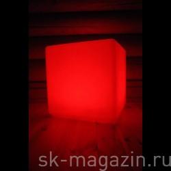 Куб цветной, 80 см
