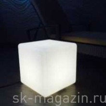 Куб белый, 40 см
