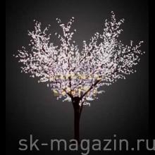 Светодиодное дерево Сакура высота 2,4м
