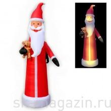 Дед Мороз стройный