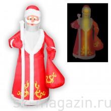 Дед Мороз в русском стиле
