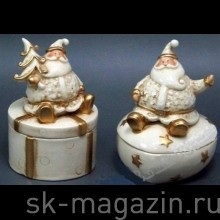 "Шкатулка "" Дед Мороз"""