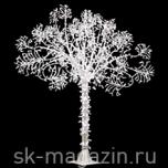 Светодиодное дерево, высота 2 м, мерцает каждый 5 диод