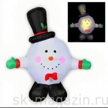 Снеговик - Колобок