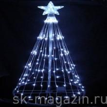LED светодиодная елка, 200 см