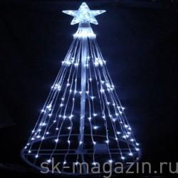 LED светодиодная елка,200 см