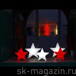 Светильник в форме звезд
